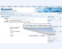 Configurar biblioteca